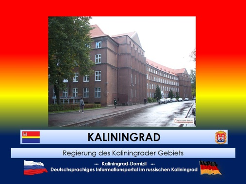 Russisches Business greift Kaliningrad an